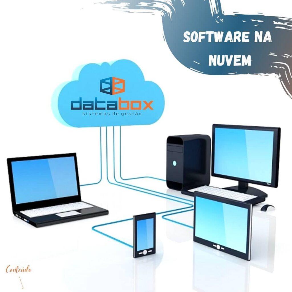 Software na nuvem